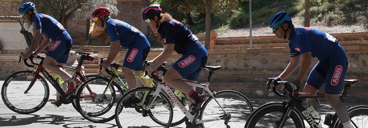 Marcha cicloturista ABUS Picos de Murcia