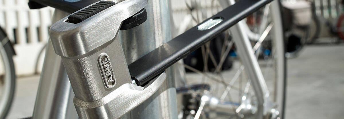 Nieuw ABUS folding locks - Locks - Bike safety and security CW-69