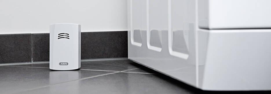 les d tecteurs d 39 eau prot gent des d g ts des eaux d tecteurs de dangers syst mes d 39 alarme. Black Bedroom Furniture Sets. Home Design Ideas