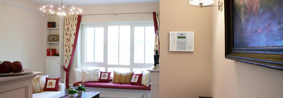 Les alarmes abus prot gent la maison l 39 appartement for Alarme maison belgique