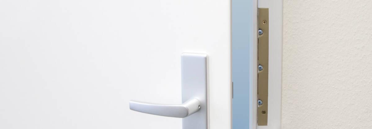 ABUS Schließbleche für Eingangstüren - Türsicherheit