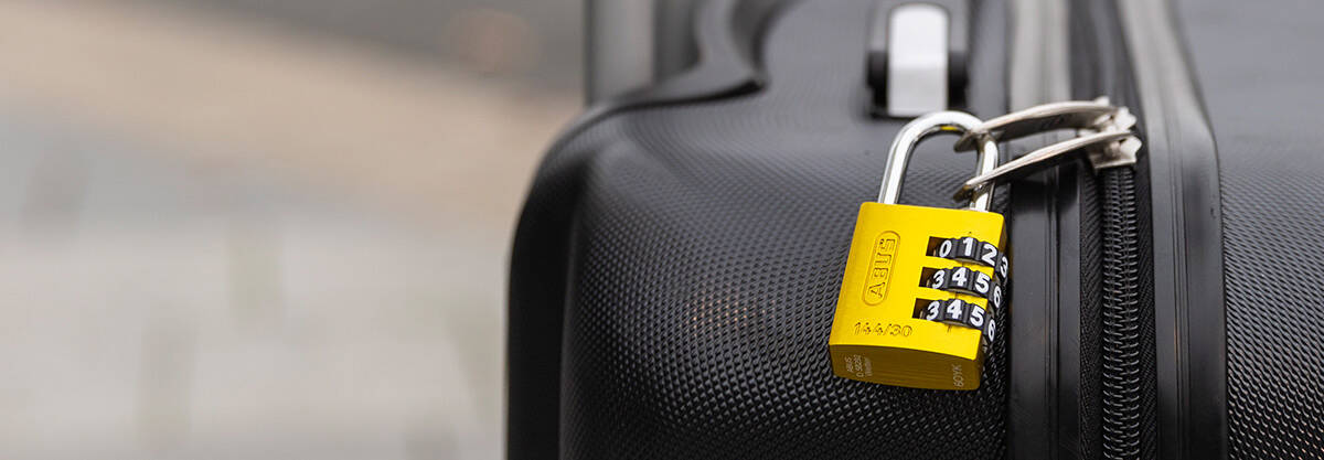 Combination Locks for Keyless Security - Padlocks - Home