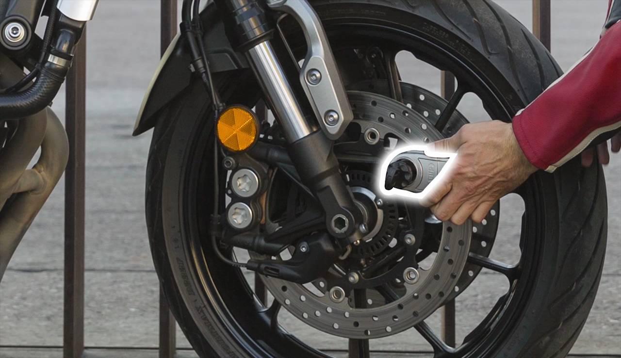 GRANIT Detecto XPlus 8008 - Urban - Motorbike security - Videos