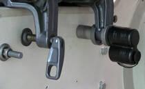 Aussenbordmotor-Schlösser