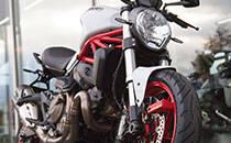 Motorbike locks © ABUS
