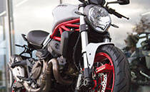 Motorradsicherheit © ABUS