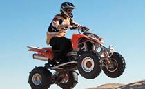 Sicherheit für ATV / Quad / Snowmobil