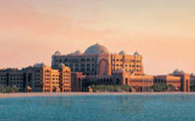 References for national and international locking systems made by ABUS © Emirates Palace, Abu Dhabi