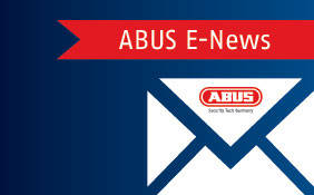 Stay connected by subscribing to ABUS USA's newsletters!